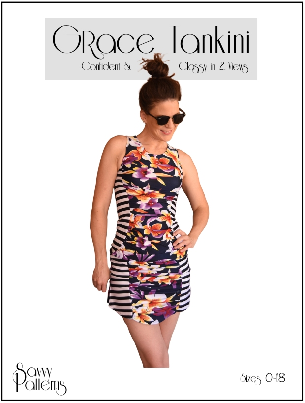 Final Grace Tankini Cover