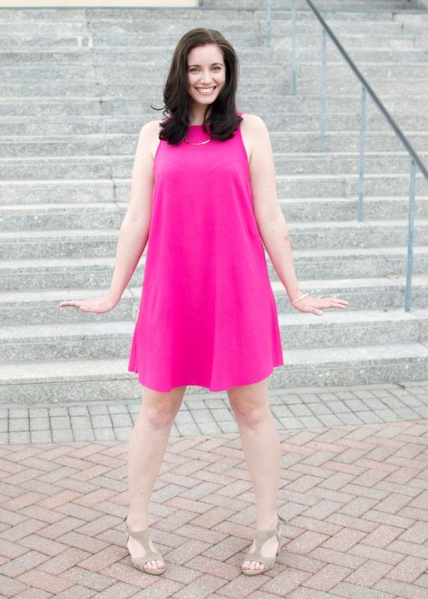 Jenny Pink Trevi 1
