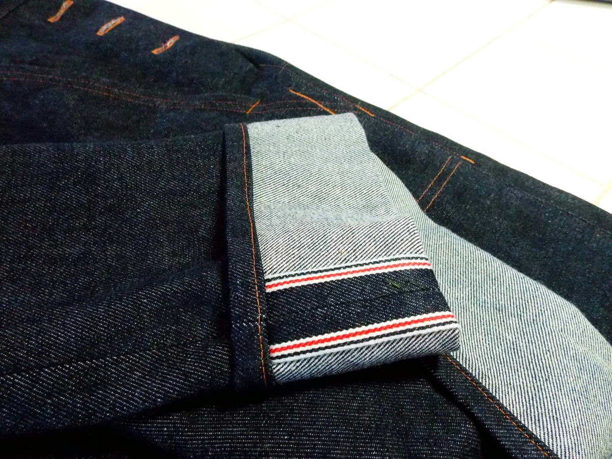 Working With Selvedge Denim