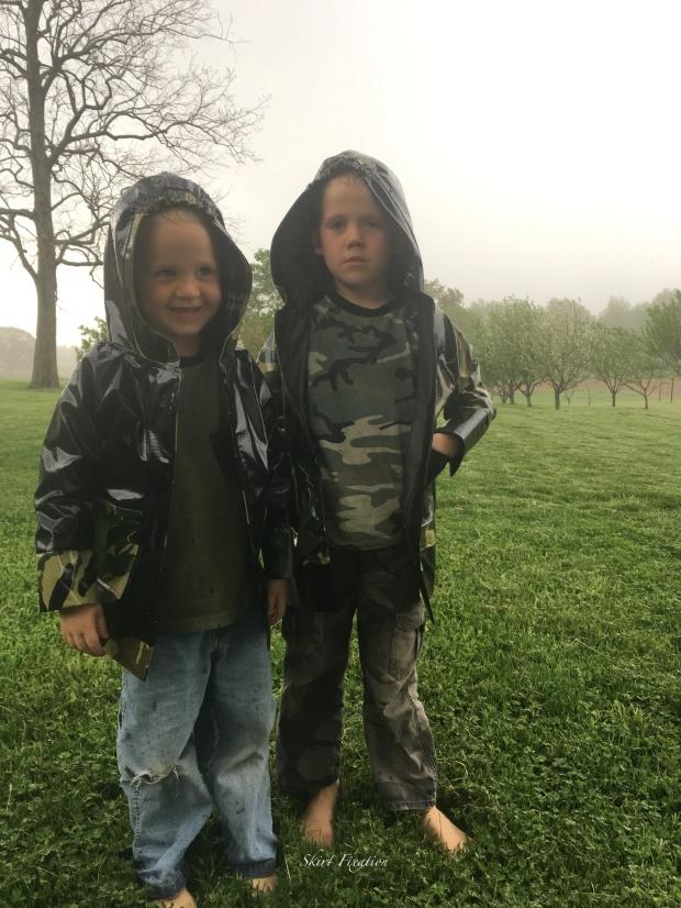 Rain Jackets 1