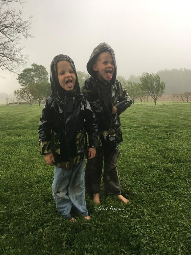 Rain Jackets 4